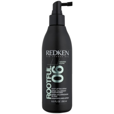 Redken Volumize Rootful 06 Maximum Volume Hairspray with Immediate Effect