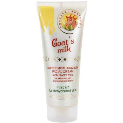 Regal Goat's Milk crème hydratante visage au lait de chèvre