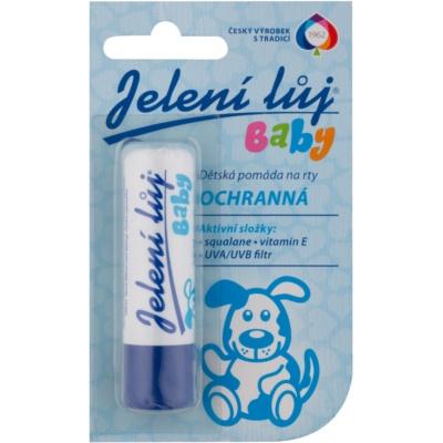 bálsamo labial  para niños