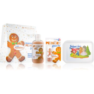 Regina Gingerbread Cosmetic Set I.