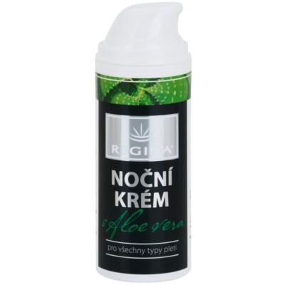 Night Cream With Aloe Vera