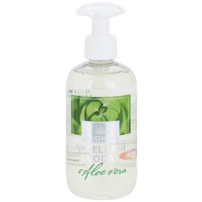 micelární voda s aloe vera