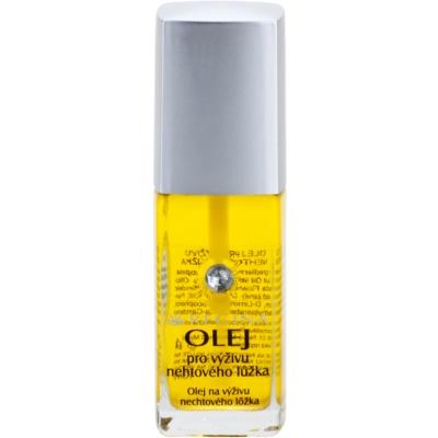 vyživující olej na nehty a nehtovou kůžičku