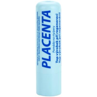 Plazenta mit regenerierender Wirkung