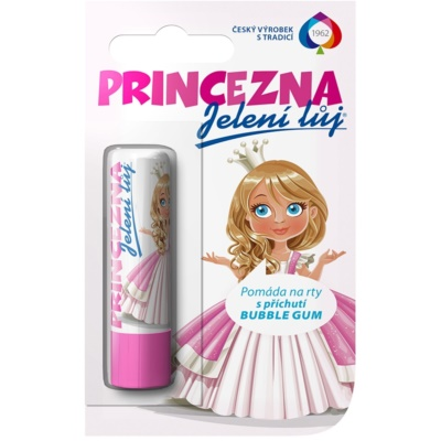 Regina Princess Deer Tallow Lip Balm For Kids