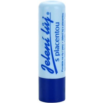 Lippensalbe mit Plazenta