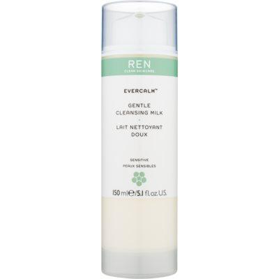 sanfte Reinigungsmilch für empfindliche Haut