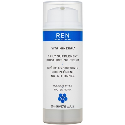 REN Vita Mineral Moisturizing Day Cream with Nutritious Effect