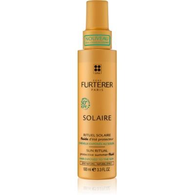 Protective Fluid for Hair Damaged by Chlorine, Sun & Salt