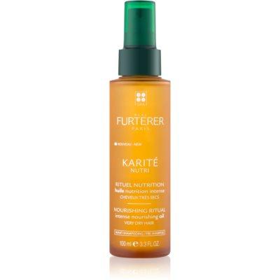 olejek intensywnie odżywczy do bardzo suchych włosów