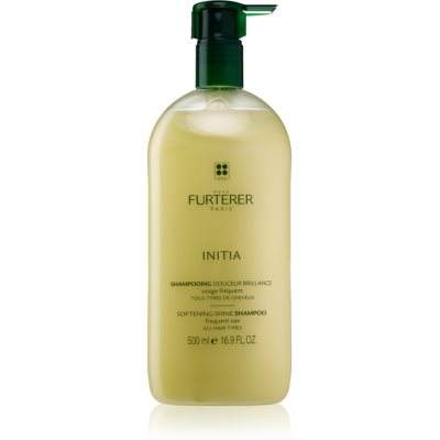 šampon pro lesk a hebkost vlasů