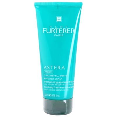 zklidňující šampon pro podrážděnou pokožku hlavy