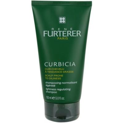čisticí šampon pro mastné vlasy