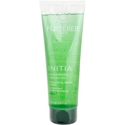 šampón pre objem a vitalitu