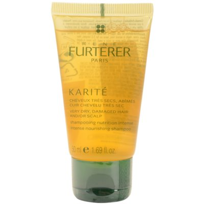 Rene Furterer Karité shampoo nutriente per capelli rovinati e secchi