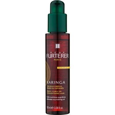 óleo nutritivo para cabelos cacheados