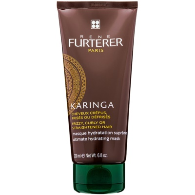 máscara hidratante para cabelo ondulado