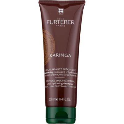 hydraterende shampoo voor golvend en krullend haar