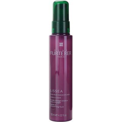 vyhladzujúci fluid pre nepoddajné vlasy