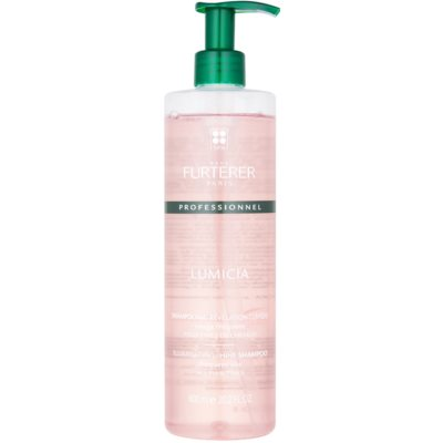 rozjasňující šampon pro lesk a hebkost vlasů