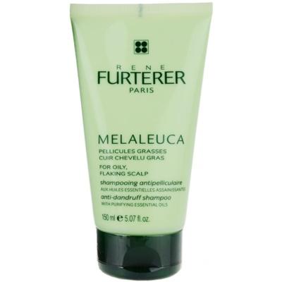 Rene Furterer Melaleuca Shampoo  tegen Vette Schilfers