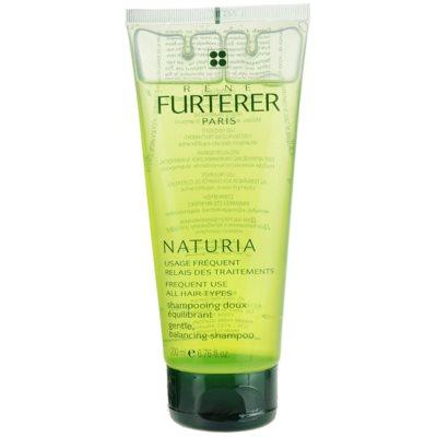 Rene Furterer Naturia shampoing pour tous types de cheveux