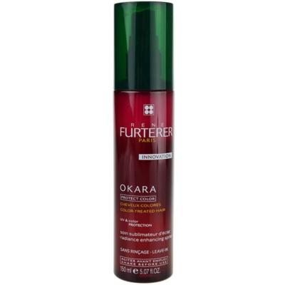 bezoplachový kondicionér pro barvené vlasy