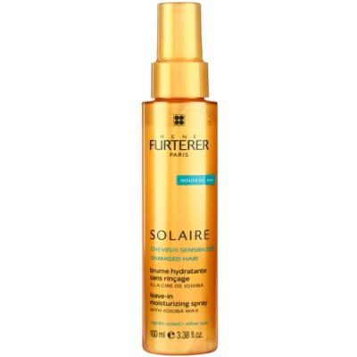 хидратиращ спрей за коса след слънчеви бани
