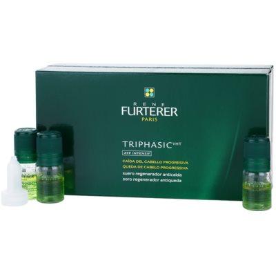 Rene Furterer Triphasic vht+ Regenerating Treatment To Treat Losing Hair
