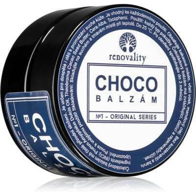 balzam za telo s čokolado