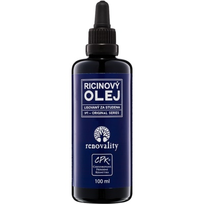 Renovality Original Series Cold Pressed Castor Oil