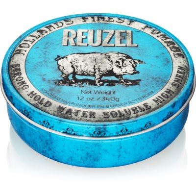 Reuzel Blue pommade cheveux fixation forte