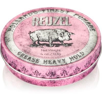 Reuzel Pink kenőcs a hajra erős fixálás
