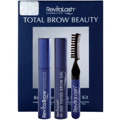RevitaLash Total Brow Beauty kozmetika szett I.