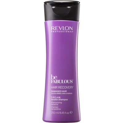 Revlon Professional Be Fabulous Hair Recovery Champú cremoso para cabellos muy secos