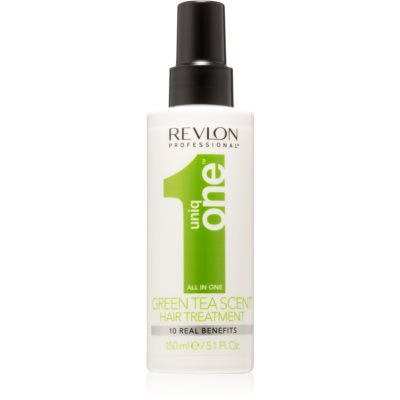 Revlon Professional Uniq One All In One Green Tea leöblítést nem igénylő ápolás spray -ben