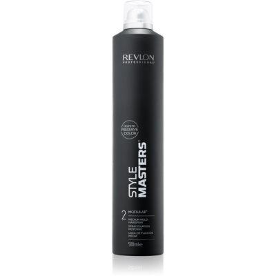 spray fixador para cabelo com fixação média