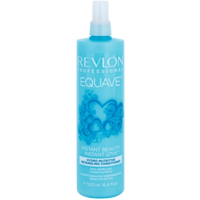 Revlon Professional Equave Hydro Nutritive Conditioner ohne Ausspülen für trockenes Haar