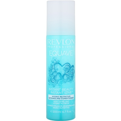 Revlon Professional Equave Hydro Nutritive Leave-In Hydraterende Spray Conditioner