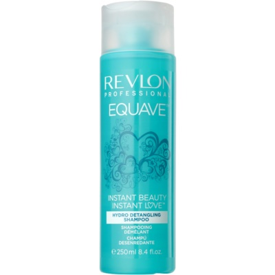 Revlon Professional Equave Hydro Detangling Moisturizing Shampoo for All Hair Types