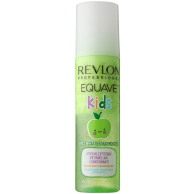 Revlon Professional Equave Kids hypoallergener spülfreier Conditioner für die leichte Kämmbarkeit des Haares