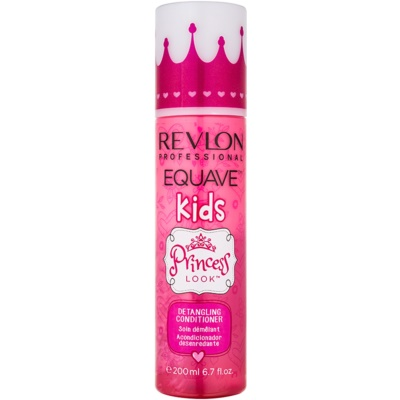 Revlon Professional Equave Kids acondicionador en spray para facilitar el peinado