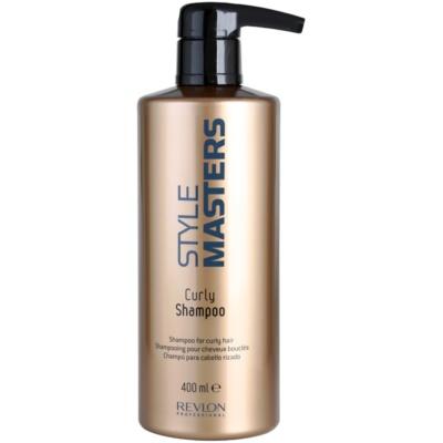 šampón pre vlnité vlasy