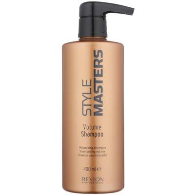 Shampoo für mehr Volumen
