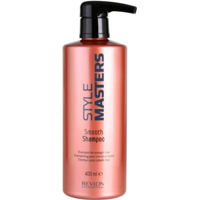 šampon za glajenje las