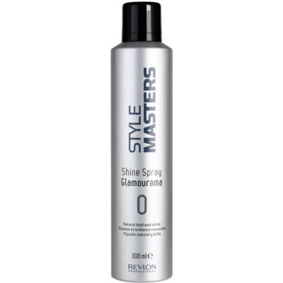 sprej pro přirozenou fixaci a lesk vlasů