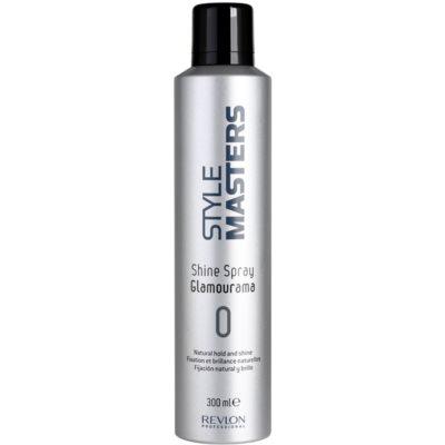 spray dla naturalnego utrwalenia i blasku włosów