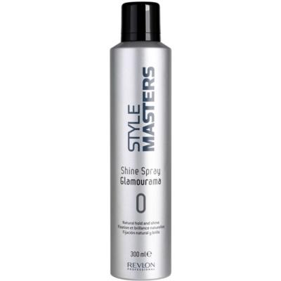sprej pre prirodzenú fixáciu a lesk vlasov