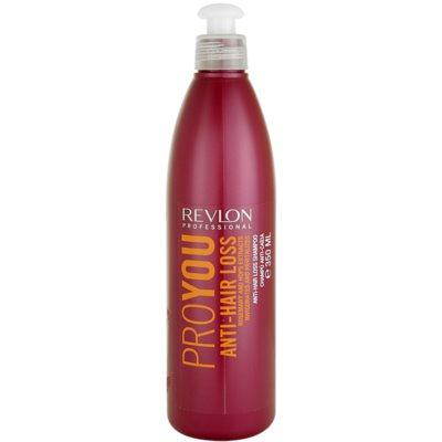 Revlon Professional Pro You Anti-Hair Loss шампунь проти випадіння волосся