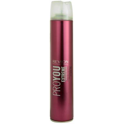 Revlon Professional Pro You Extreme лак для волосся сильної фіксації